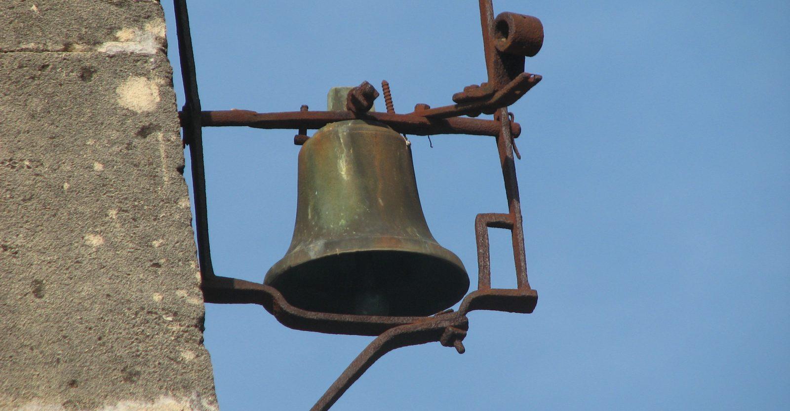 La cloche du domaine Attilon